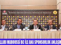 THY,MAROSUSSİ' YE ANA SPONSOR OLDU