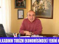KADINLAR TURİZME İVME KAZANDIRIYOR