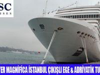 MSC MAGNİFİCA İSTANBUL'DA