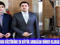 TÜRK DÖNERİ ROBOTLA  AMERİKA YOLUNDA