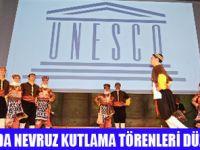 UNESCO,PARİS'TE NEVRUZ'U  KUTLANDI
