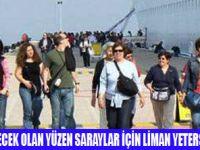 İZMİR'E BU YIL 144 KRUVAZİYER GELECEK
