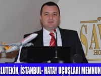 PEGASUS HATAY'I İSTANBUL'A BAĞLADI
