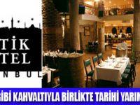 TÜM BABALAR ANTİK HOTEL'DE