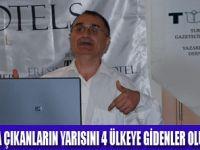 TÜRKİYE 105 ÜLKEYE TURİST GÖNDERİYOR