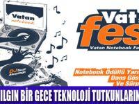 TÜRKİYE'NİN İLK NOTEBOOK FESTİVALİ