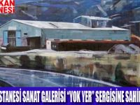 """BU SERGİDE """"YOK YER"""""""
