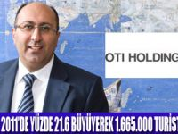 OTI HOLDİNG, 2011 HEDEFİNİ AÇIKLADI
