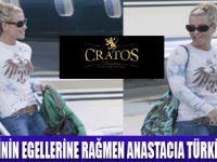 ANASTACIA TÜRKİYE'DE