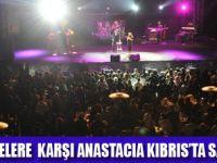 KARARAN KIBRIS'I ANASTACIA AYDINLATTI