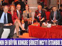 MCI, 600 ÇALIŞANI İLE İSTANBUL'DA