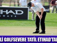 ETIHAD'TAN GOLF ETKİNLİĞİ