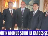 MARDİN'E  ÇİN'DEN KARDEŞ ŞEHİR