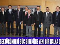 DENTUROD'DA TÜROFED ÜYESİ OLDU