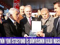 PETROL OFİSİ MASLAK'TA AÇILDI