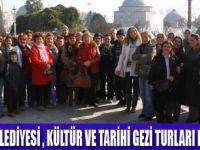 İSTANBUL'DA SARAY TURLARI BAŞLADI