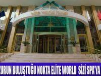 ELİTE WORLD'DA SİHİRLİ DOKUNUŞLAR