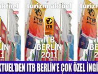 TURİZM AKTUEL DERGİSİ ITB BERLİN'DE