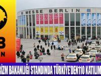 ITB BERLİN TURİZM FUARI 9 MART'TA