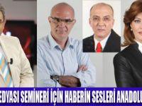 HABERİN SESLERİ ANADOLU'DA