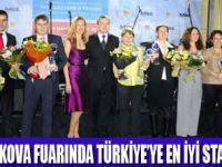 TÜRKİYE'YE EN İYİ STAND ÖDÜLÜ