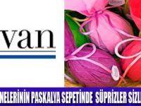 RENGARENK PASKALYA SEPETİNİZ DİVAN'DAN