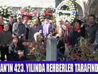 REHBERLER MİMAR SİNAN'I ANDI