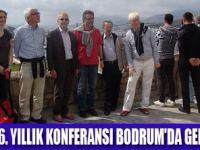 TURİZM ARAŞTIRMACILARI BODRUM'DA
