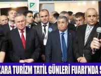 VAN, TATİL GÜNLERİ FUARI'NDA