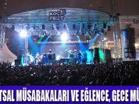 KOÇ FEST'İN ÜÇÜNCÜ DURAĞI  MUĞLA!