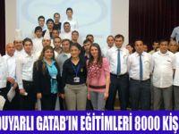 GATAB'DA EĞİTİME DEVAM