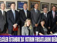 İSPANYOL OTELCİLERDEN TUROB'A ZİYARET