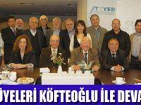 TUYED'İN YENİ YÖNETİMİ BELLİ OLDU