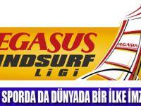 PEGASUS WINDSURF LİG'İ BAŞLIYOR!!!