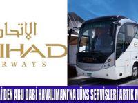 ETIHAD'IN LÜKS TRANSFER HİZMETİ