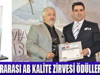 CRYSTAL OTELLERİ' NE AB KALİTE ÖDÜLÜ