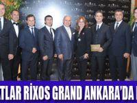 RİXOS HOTELS 10. YILINI KUTLADI