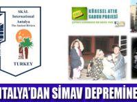 SKAL ANTALYA'DAN SİMAV'A YARDIM