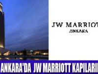 JW MARRIOTT 4 TEMMUZ'DA AÇILIYOR