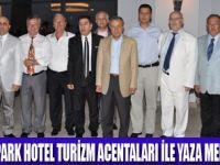 THE GREEN PARK YAZA MERHABA DEDİ