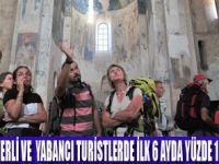 VAN'DA TANITIMLARIN MEYVELERİ VERİYOR