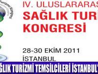 SAĞLIK TURİZMİ KONGRESİ İSTANBUL'DA
