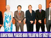 PEGASUS HAVA YOLLARI'NA GÜVENLİK ÖDÜLÜ