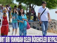KURSİYER ÖĞRENCİLER BEYPAZARI'NDA