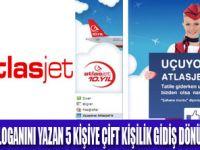 ATLASJET FACEBOOK SEFERLERİNE BAŞLADI