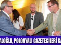 POLONYA MEDYASI VAN'A GELDİ