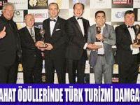 """TÜRKİYE'DEN 10 OTEL'E """"EN İYİ"""" ÜNVANI"""