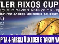 RİXOS CUP GÜN SAYIYOR