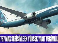 737 MAX'TA DÜŞÜK MALİYETLİ YAKIT