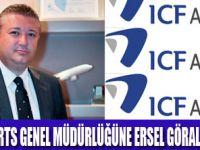 ICF AIRPORTS 'A YENİ GENEL MÜDÜR